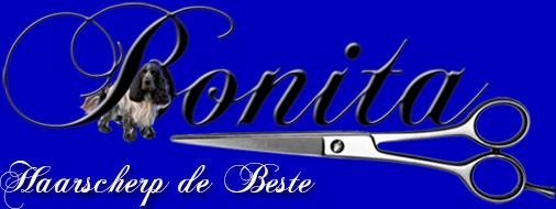 Logo Bonita Hondentrimsalon